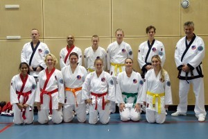 karate barendrecht