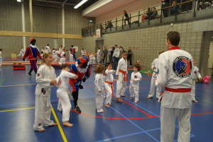 vechtsport barendrecht